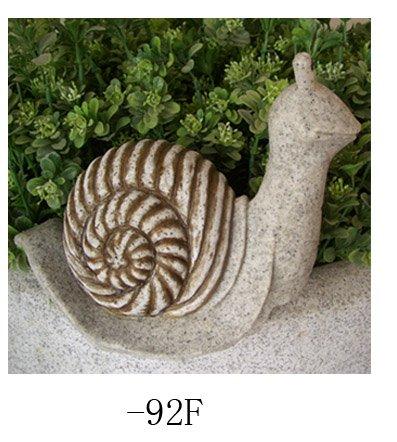 ardoise escargot , décoration de jardin , pour noter les semis , le nom des