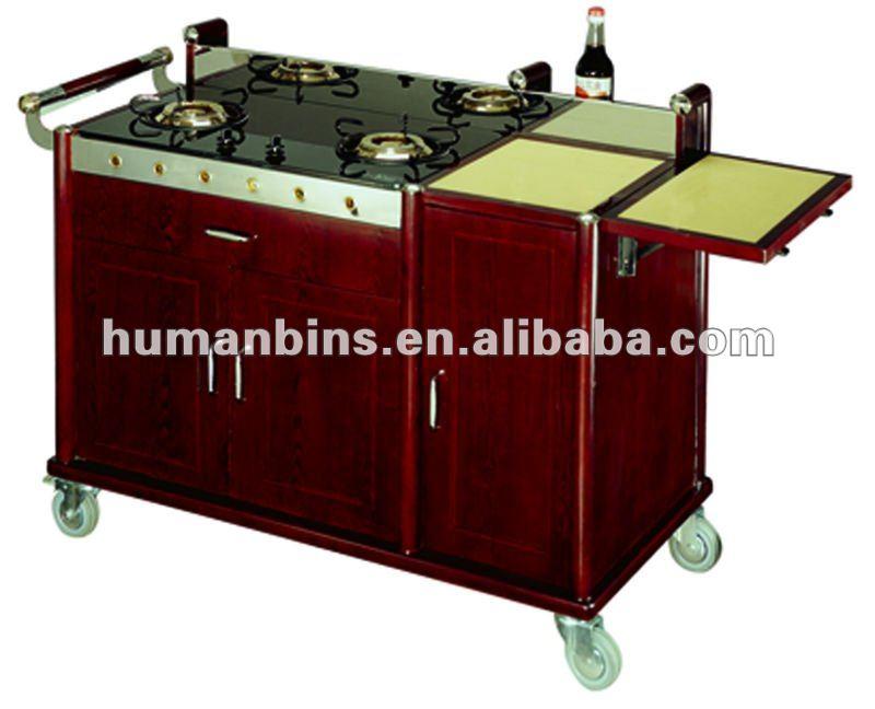 abalone buffet carrello/carrello da cucina/flambe carrello-altre ... - Cucina Flambè