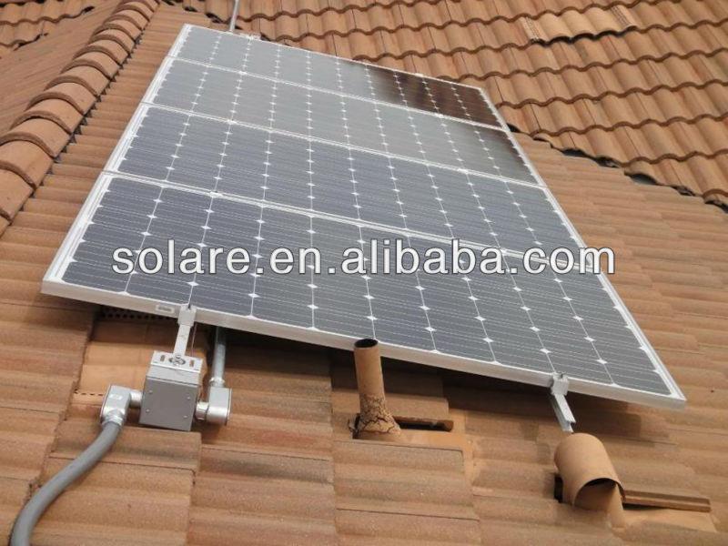 mono solar panels 250 watt 60m
