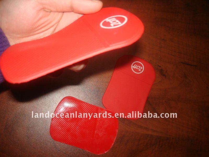 Fashion non slip mobile pad
