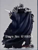 """7"""" Lich King PVC Action Figure Model, DC1 Collection WOW, World of Warcraft. SAME DAY SHIPPING"""