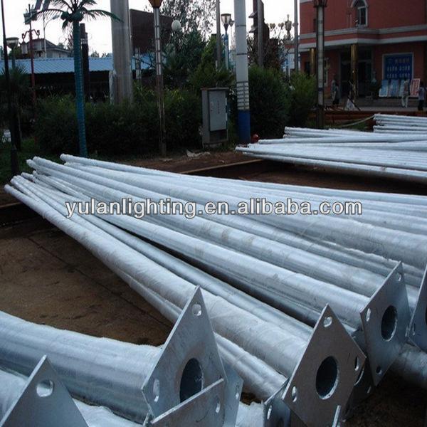 light poles aluminum telescopic pole used parking lot light poles. Black Bedroom Furniture Sets. Home Design Ideas