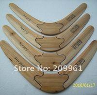 Фрисби, Бумеранги High quality Handmade wood Frisbee UFO Boomerang flying saucer Flying Disc