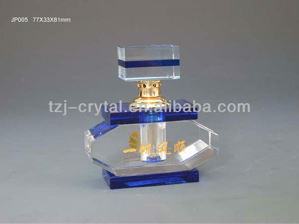 Clear Flower Perfume Bottle XSP045