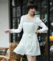Женское платье 15 off per $150 order, 2012 sexy large size hand work beading, one-piece-dress, 2012 dress, dress women RS01022