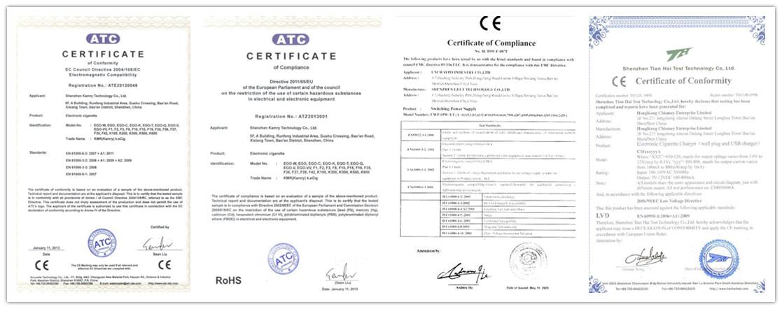 Kamry best selling various voltage mod electronic cigarette X6 vaporizer