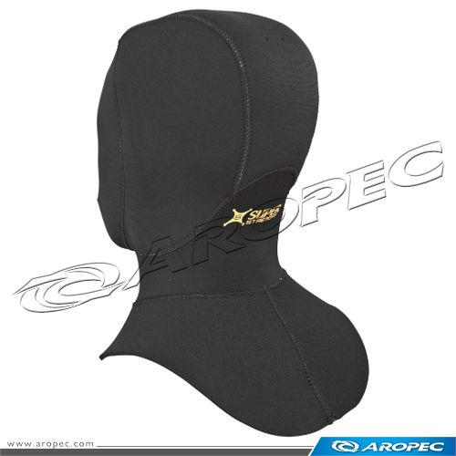 Ninja-5/3mm Nylon/Super-Stretchy Neoprene dive hood