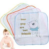 Медведь модель baby носовые платки хлопок с 5 штук и розничной торговли - 205123