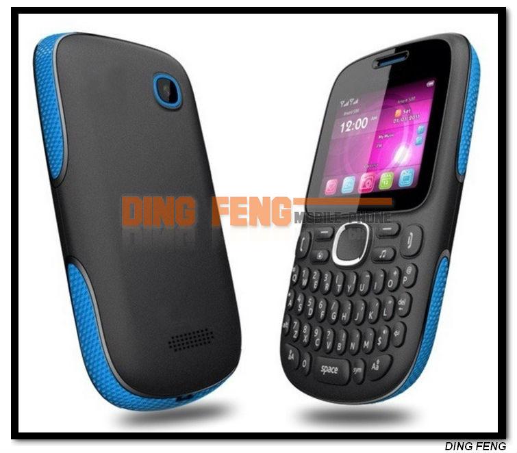 Cheap GPRS Dual Sim Gsm Cellphones Quad Band Java TV Mobile Download D101