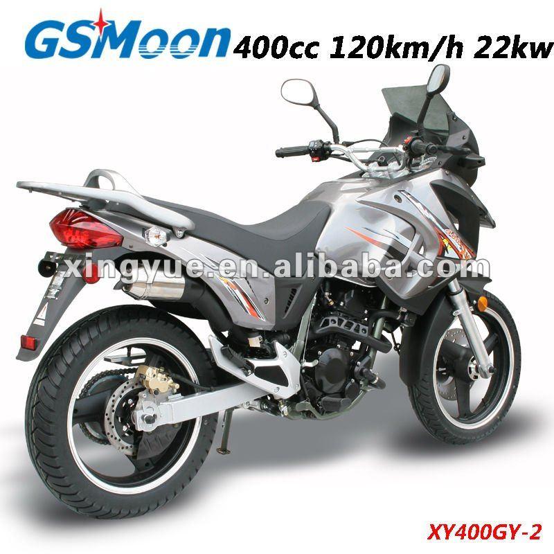 400cc eec sports motorcycle meet Euro III / DOT/ CDOT / EPA emission