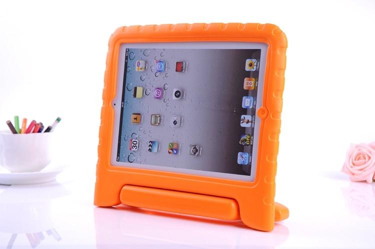EVA shockproof case for ipad mini,For Ipad2/3/4 shockproof kids case,durable Shockproof case for ipad mini for kids