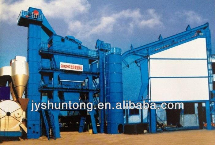 Modular Design Bitumen Concrete Mixing Batch Plant 60-80t/h QLB-1000