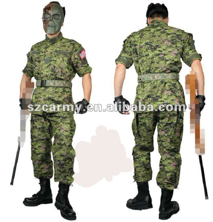 Canadian Army Uniform