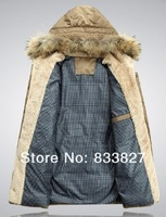 Мужской пуховик New 2013 collars men's the long Fashion men's down jacket Men's casual jackets down coat
