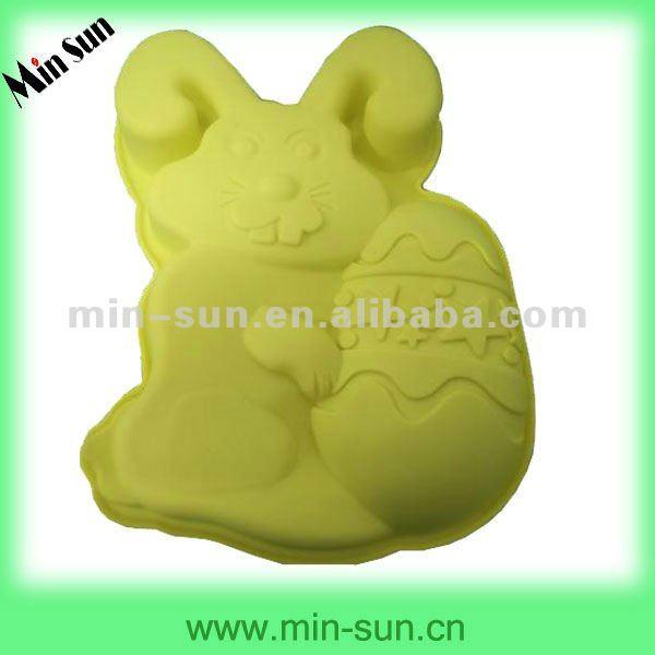 silicone animal mini cup cake mould/cake decoration mold