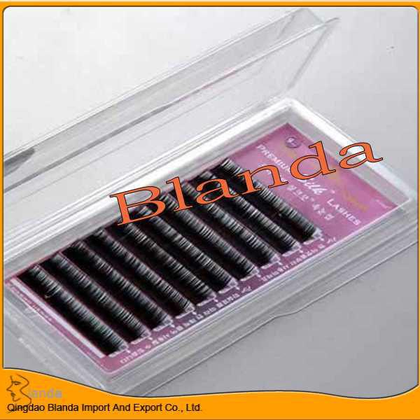 soft and good quality individual mink eyelashes