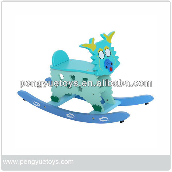 Dragon rocking horse