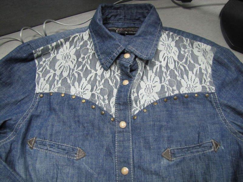 2011 America jeans shirt 223#