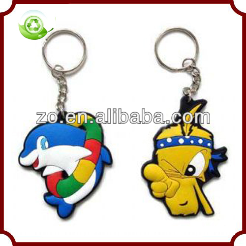 High quality OEM design promotion key chain