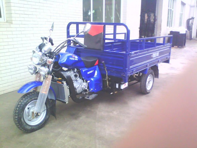 2012 new type cargo 200cc 250cc tricycle