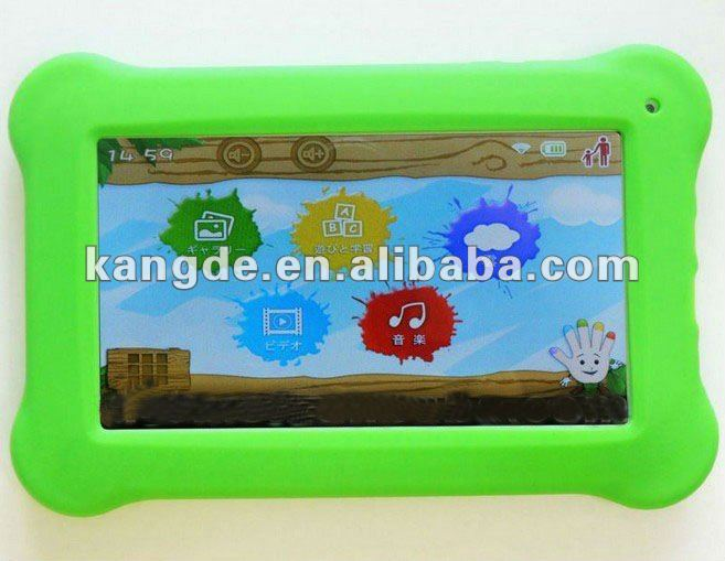 kids 7inch tablet pc case