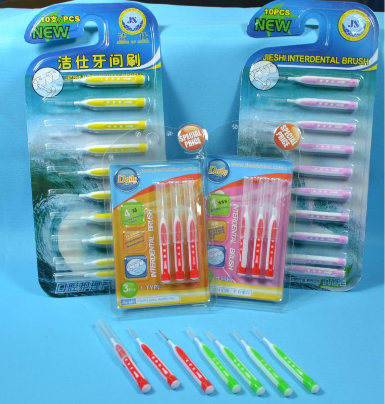 3pcs interdental brush