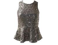 Free shipping  new fashion T-shirt,sequin tops notu903