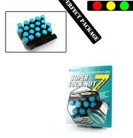Project U Super Lock Nut Heptagon Nut x 20 Only Tool x 1 M12 X 1.5