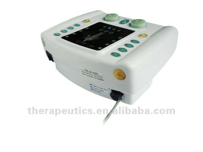 Pain Relief Low Frequency Electronic Pulse Therapy Device