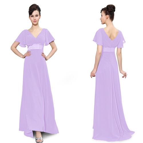 HE09890 2014  Floral Printed Атлас Padded Trailing Длинный Evening Dress