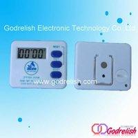 Кухонный таймер square plastic timer, lcd digital timer