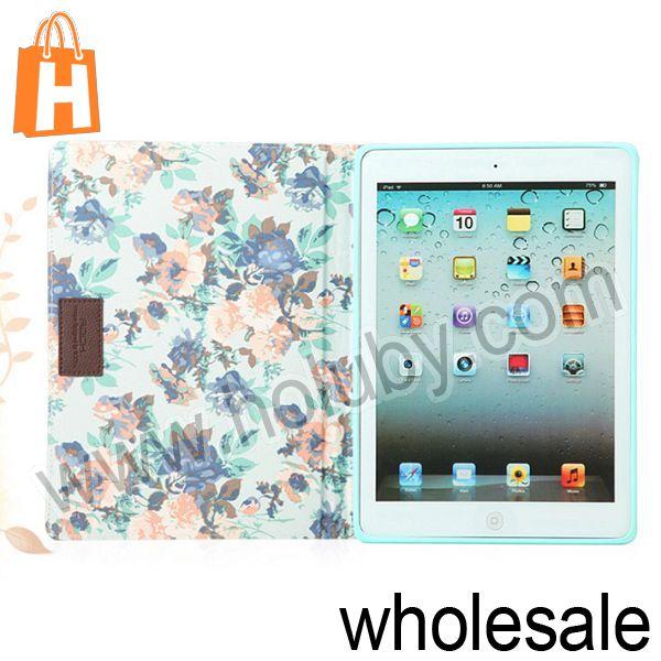 for iPad Air/iPad 5 Smart TPU+Leather Case