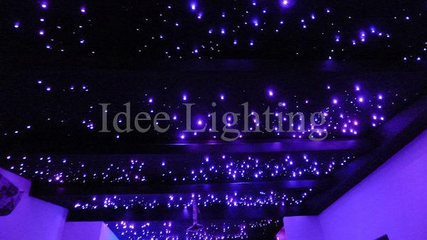Декоративные звезда потолок led волоконно-оптический свет комплект Оптовая продажа, изготовление, производство
