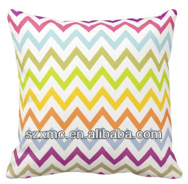 Wholesale cheap factory custom plain canvas pillow covers