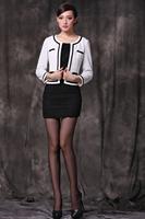 новые зимние женщин куртка малых ароматный ветер заклинание цвет пальто женской одежды Джемпер Жакет пригородных элегантное