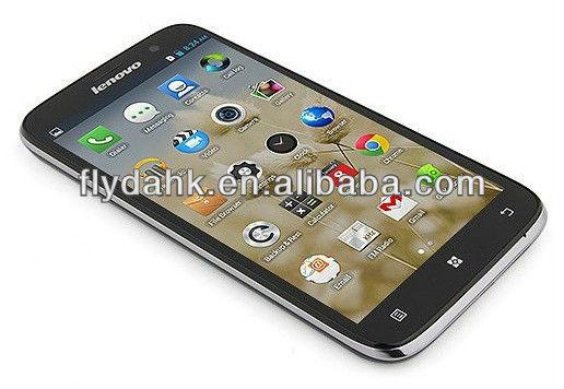 5.5'' IPS MTK6582m Quad Core 1G RAM+4G ROM Dual SIM 3G Android smart phone Lenovo A850
