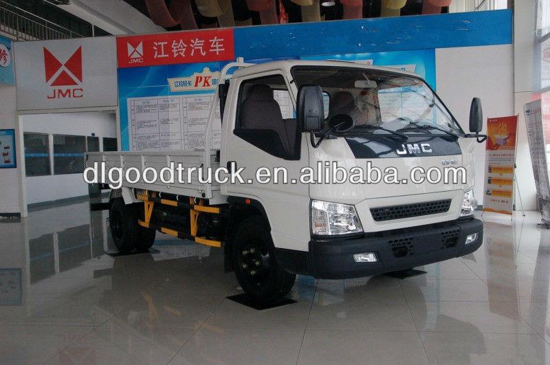 Cheaper !Double cab JMC 4x2 single cab mini truck