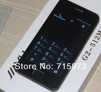 Мобильный телефон jiayu G2 phone mtk6577 4GB ROM 1GB/512M RAM android 4.0 GPS WIFI 4.0 inch