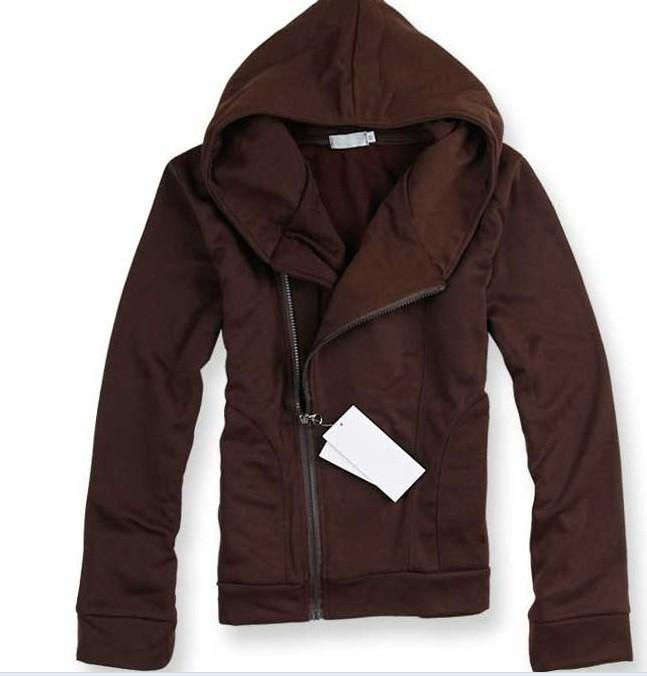 casaco masculino marrom, agasalho masculino marrom