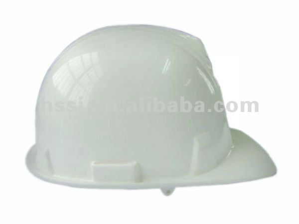 HDPE head protection construction & industry safety helmet