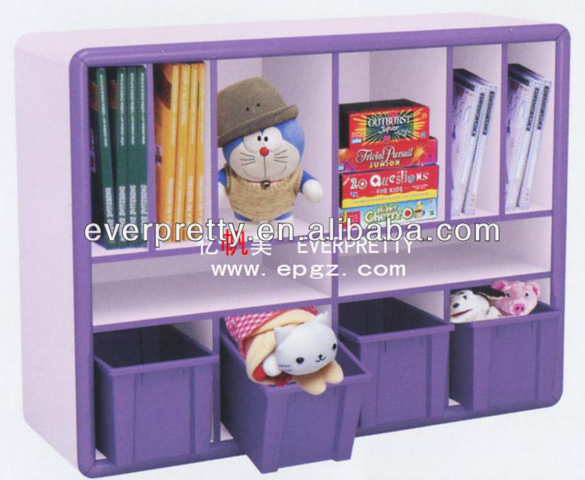 Ocuklar oyuncak dolab ocuklar oyuncak saklama kutusu - Mueble para guardar juguetes ...