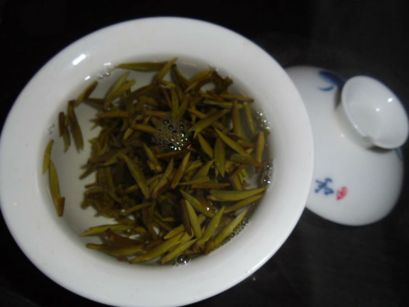 Traditional Chinese Yellow tea,Organic and Tasty,Mengding huangya yellow tea.