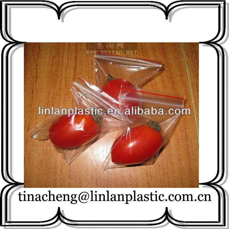 custom resealable plastic bag for medicine