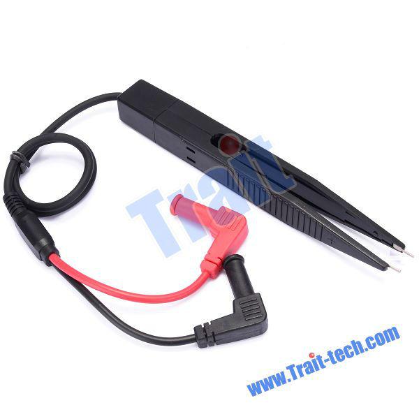 15x15cm SMD Test Clip Tweezers