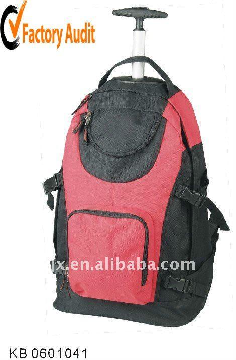 fashion new design laptop trolley bag