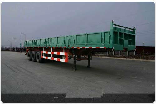 13M Dump Truck Semi Trailer