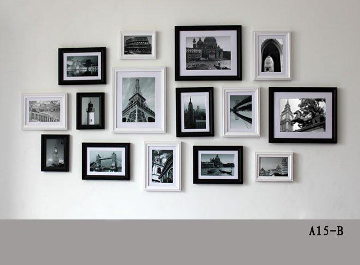 bilder aufh ngen auf stahlbetonwand druckansicht. Black Bedroom Furniture Sets. Home Design Ideas