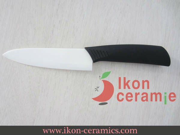 Free Shipping wholesale selling High Quality Zirconia New 100% 3-pieces Ikon Ceramic Knife sets(AJ-TZ3W-SH-BB)