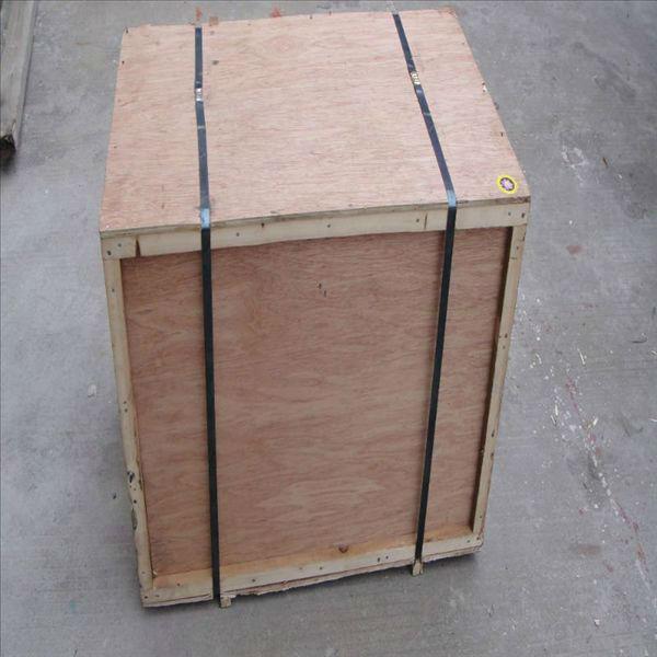wood floor polishing machine packing