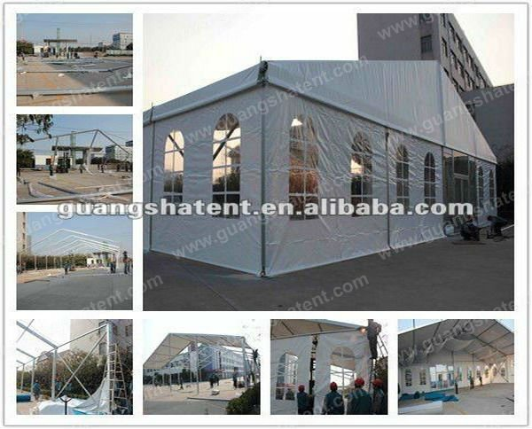 2015 beautiful outdoor canopy tent for wedding and party at factory price